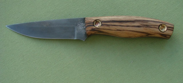 Bushcraft tactic knife